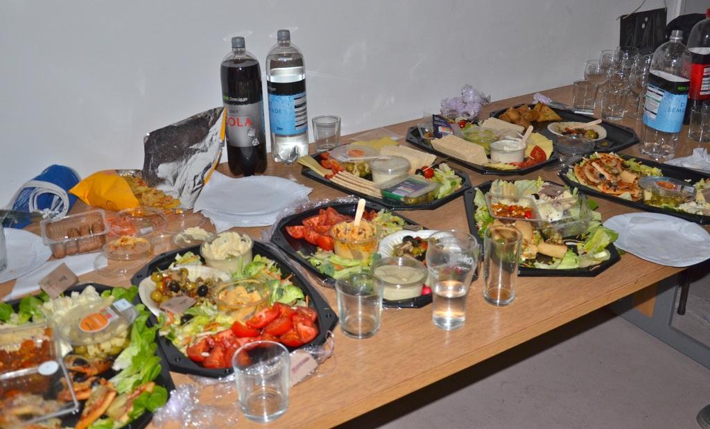 food re-use