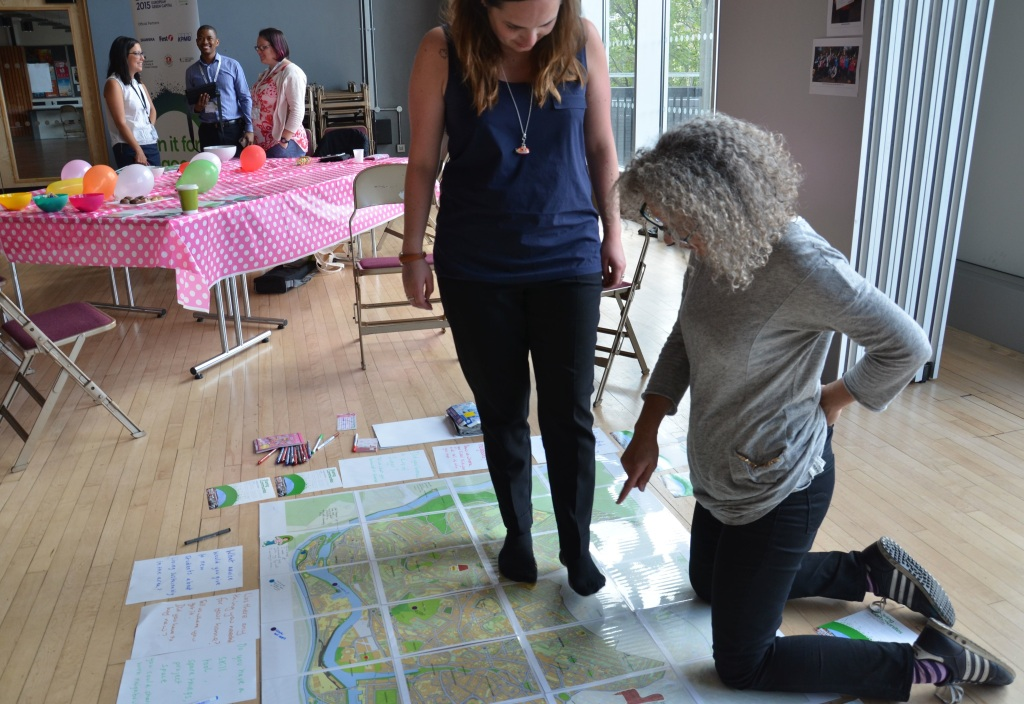 mapping exercise SU
