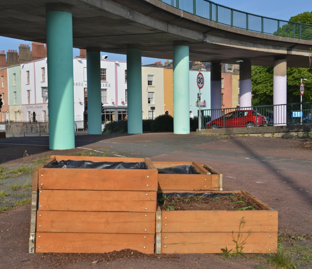 Planters by BWRP
